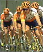 [ image: Rabobank: Dutchmen in orange]