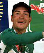 [ image: Erik Zabel: Aiming for fourth green jersey]