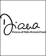 [ image: Diana's signature forms part of the fund's official logo]