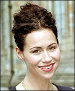[ image: Minnie Driver gives the film a British twist]