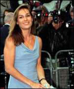 [ image: Tara Palmer-Tomkinson: Among the celebrity guests]