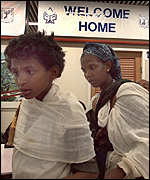 [ image: Assimilation has proved difficult for Ethiopian Jews]