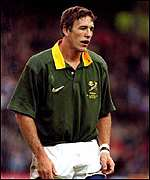 [ image: South Africa are boosted by the return of captain Gary Teichmann]