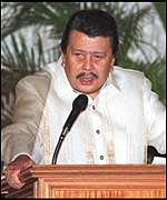 [ image: President Estrada's last-minute phone call failed to stop the execution]