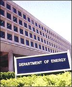 [ image: The Department of Energy is under pressure to tighten security]