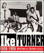 [ image: Ike Turner was a musician in his own right before he met Tina]