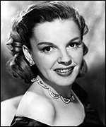Minnelli's mother, Hollywood legend Judy Garland