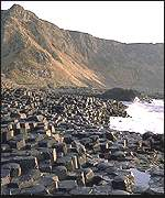 [ image: Giant's Causeway is one of Northern Ireland's great draws]