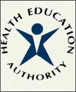 [ image: Health Education Authority could be replaced]