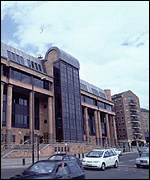 [ image: Newcastle Crown Court heard Mr McKilligan led police to the body]