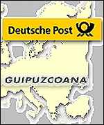 [ image: Deutsche Post has just announced a tie-up with Spain's Guipuzcoana]
