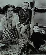 [ image: A young Crosby with Dorothy Lamour and Bob Hope in The Road to Singapore (1940)]