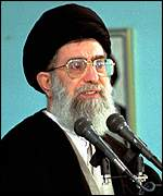 [ image: Criticism of supreme leader Khamenei has been taboo before this]