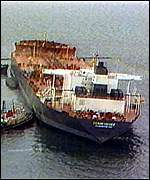 [ image: Exxon Valdez: Alaska still paying the price]