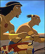Spielberg's Prince of Egypt was also banned