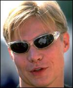 [ image: Mika Salo: Named as Ferrari stand-in]