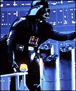 Darth Vader: Williams' favourite Star Wars character