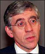 [ image: Jack Straw has already said parts of the Bill may be altered]