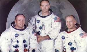 Apollo crew, Nasa