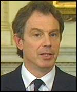 [ image: Tony Blair disagrees with Mr Hague's proposal]