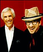 elvis costello and burt bacharach