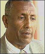 Former Judge Ismail Haj Mahmoud