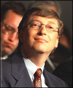[ image: Bill Gates' wealth has passed $100bn]