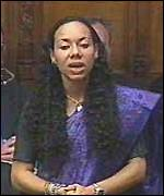 [ image: Oona King says Mr Lidington is guilty of racial sterotyping]