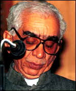 [ image: Jaswant Singh: Ready for talks]