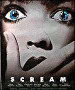 [ image: Scream: Old-school horror]
