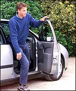 [ image: Prince William hopes to throw his L-plates away soon]