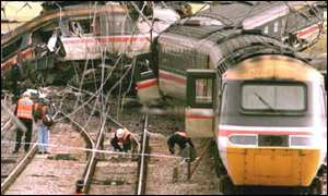 Rail on Worst Nascar Wrecks