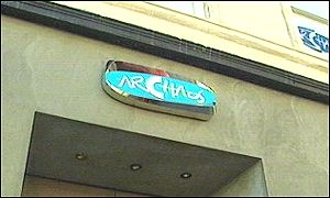 Archaos night club