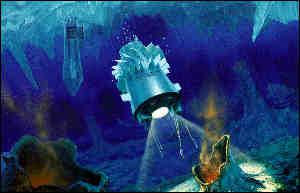 Bbc News Sci Tech Deep Sea Probe Hunts New Life Forms