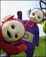 [ image: The Teletubbies: Continue to have great success]