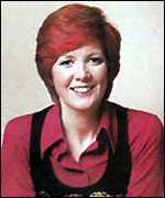 Chart-topper: Cilla in her pop heyday
