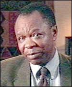 [ image: Dr Maurice Iwu said the discovery was a breakthrough]