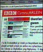 [ image: The World Welsh Web will be available in the autumn]