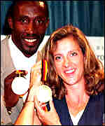 [ image: Sally Gunnell is backing Christie's fight to clear his name]