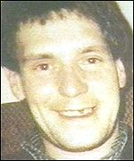 [ image: Jimmy McConville was shot dead by Ruddle]