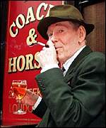 [ image: Happy hour: O'Toole at the Coach and Horses]