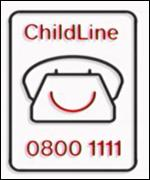 [ image: Childline offers cofidential advice]