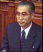 [ image: Unemployment is now the key issue for Prime Minister Obuchi]