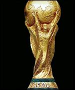 [ image: The big prize: The World Cup]