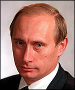 Little is known about Mr Putin's KGB career