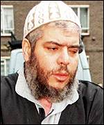 [ image: Abu Hamza: London-based fundamentalist]