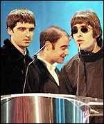 [ image: Bonehead was one of the founding members of Oasis]