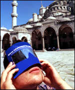 Turkey eclipse viewers