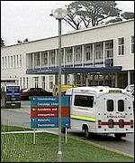 [ image: Treliske Hospital in Cornwall]