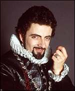 [ image: Rowan Atkinson: Blackadder since 1983]